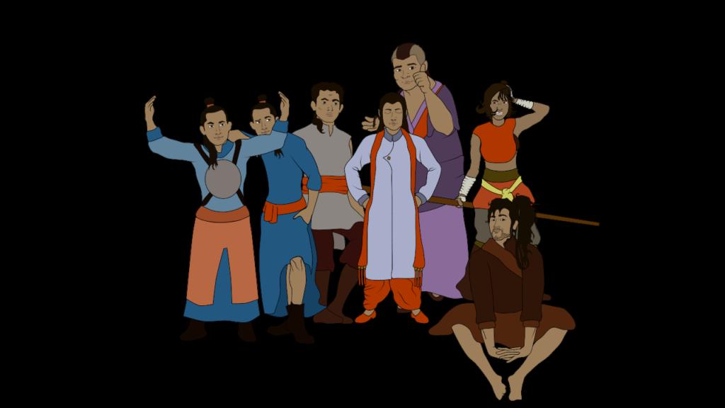 senni-family